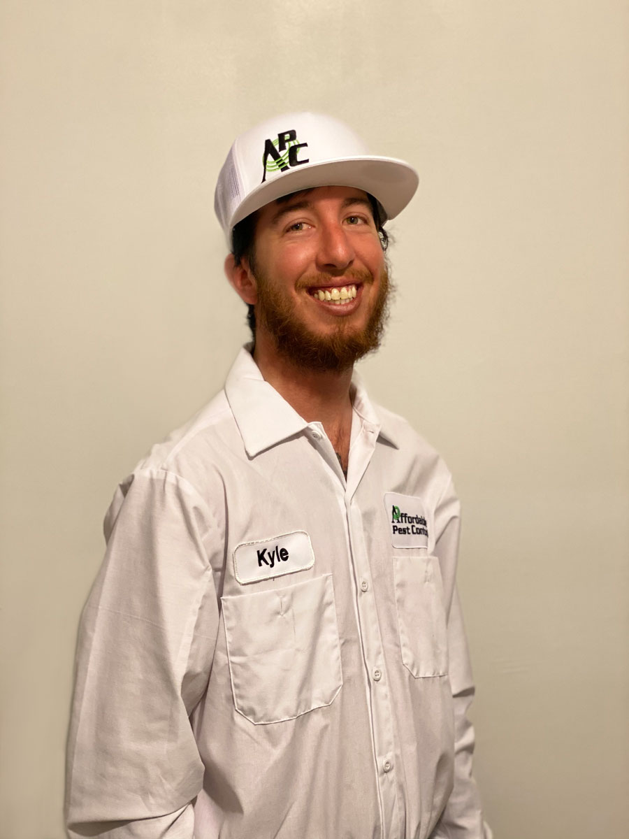 Kyle O'Toole, Technician | Affordable Pest Control